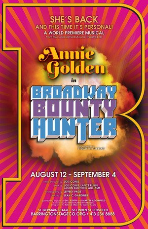 Anastacia Joins Broadway Bounty Hunter at Barrington Stage Company - Broadway World