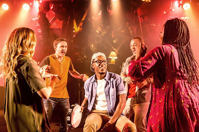 Group Leisure Review - Close To You - Bacharach Reimagined at the Criterion Theatre