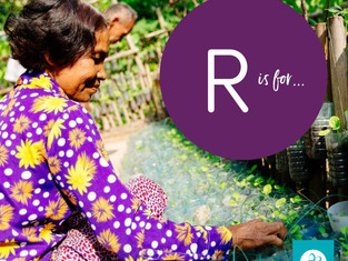 R is for Restore
