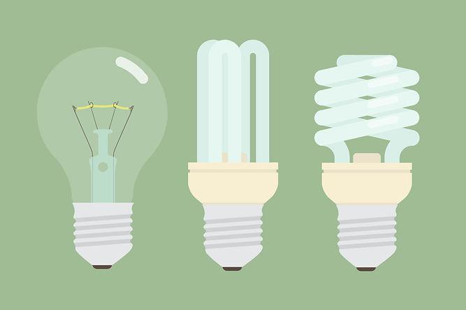 Choosing the right energy saving light b