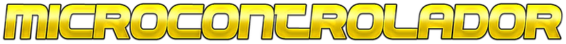 Cool Text - MICROCONTROLADOR 35964805825
