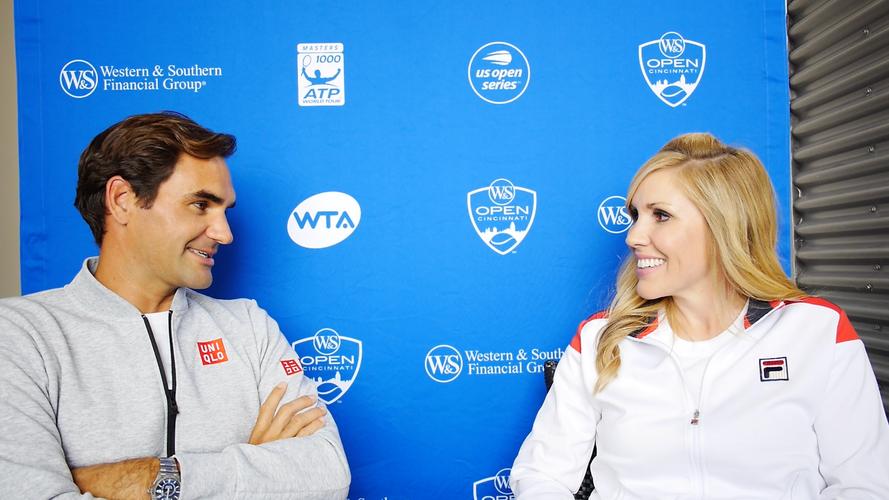 Roger Federer, Cincinnati