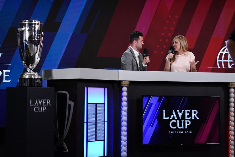 Laver Cup   Photo: Ben Solomon