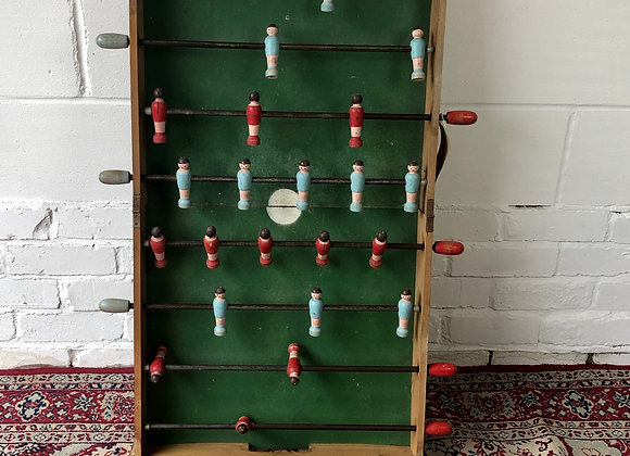 Vintage French Table Football Game