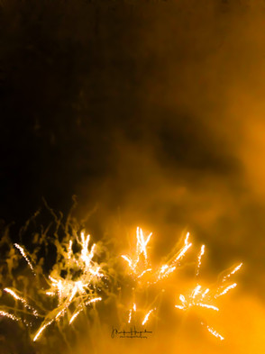 Rothes Fireworks