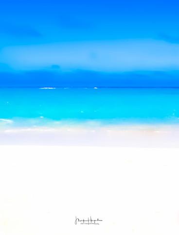 Lossiemouth, Moray beach colours