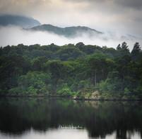 Lake Windemere, Lake District National Park, England