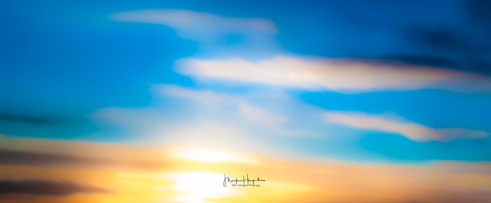 Monifieth Sunset, Scotland