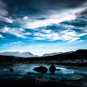 View to Glensgaich, Scottish Highlands