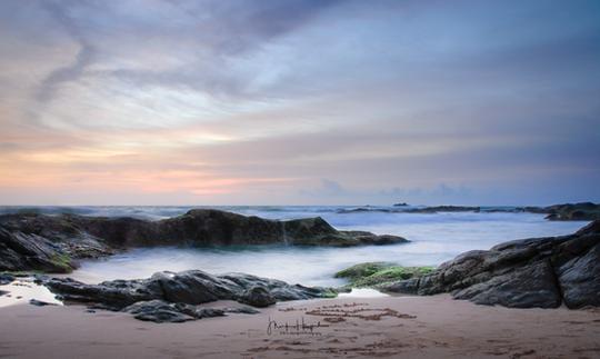 Sri Lanka beach, Bentota