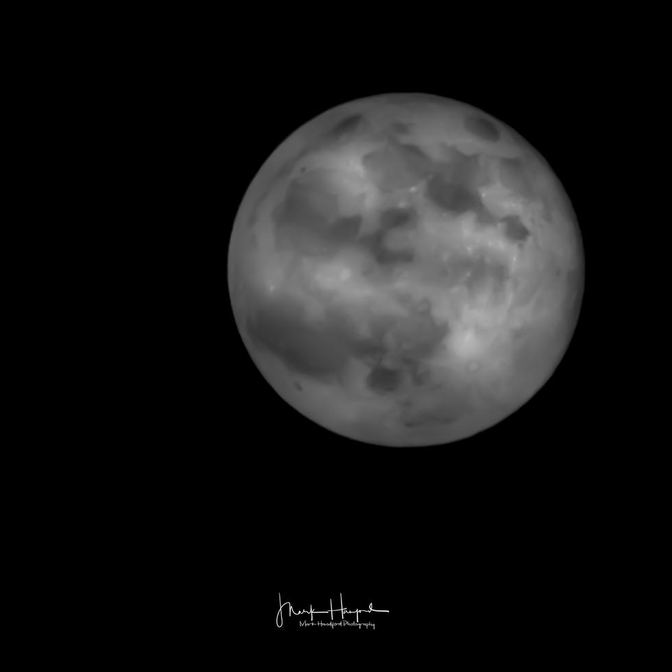 Moon, Scotland