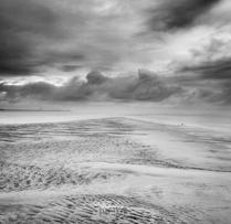 Monifieth beach, Scotland