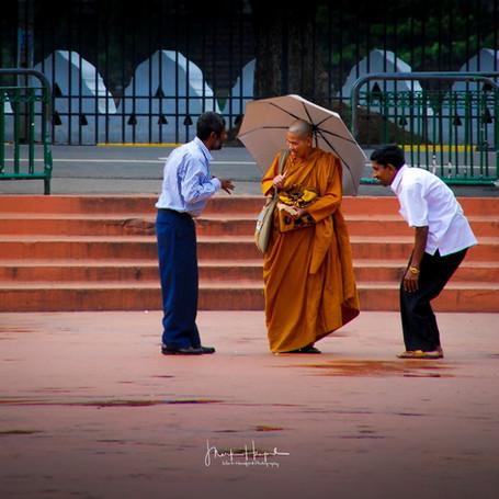 Sri Lanka Monestary