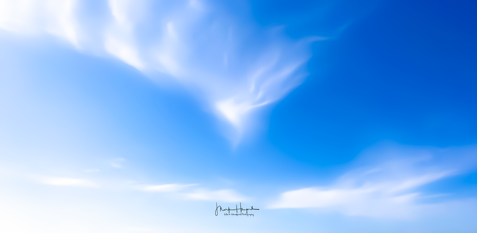 Cornish skies, Porthleven