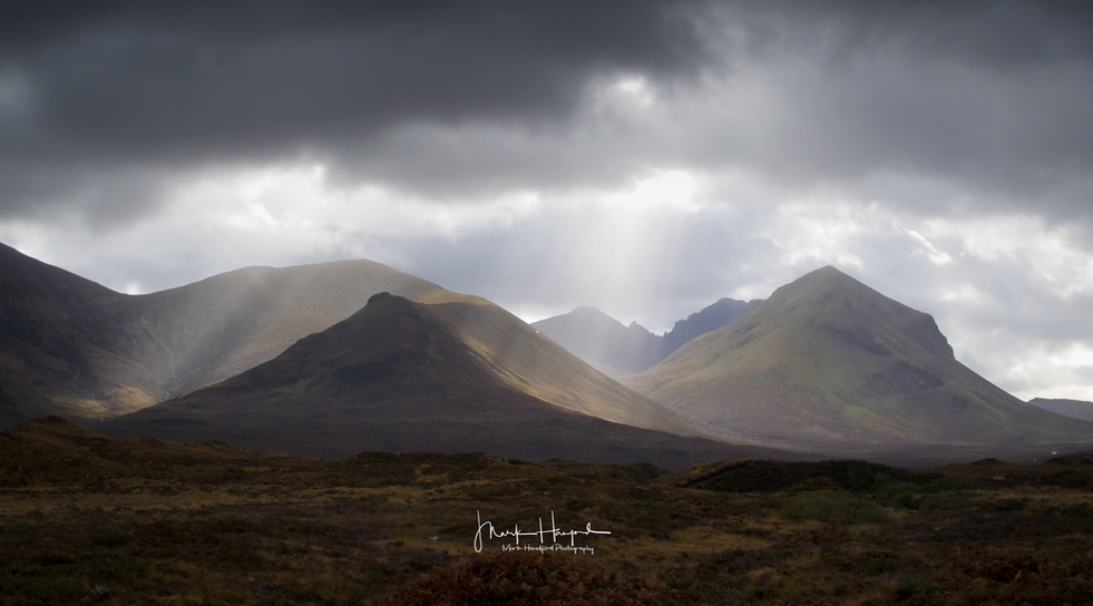 Cuillin Range, Isle of Skye, Scotland