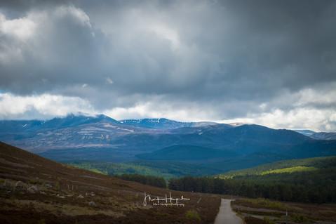 Aberdeenshire Vista - Cairngorms