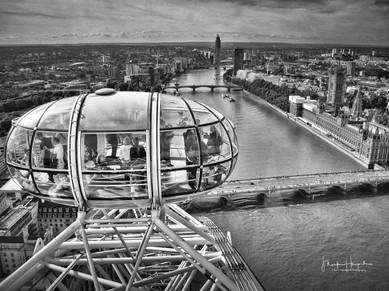 London Eye, Cityscape