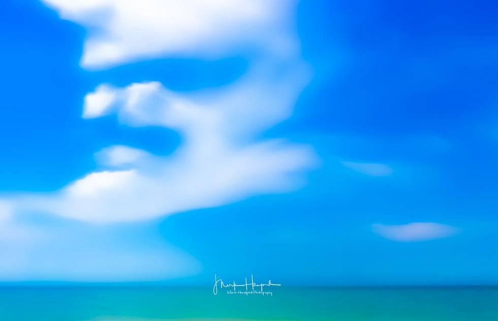 Bermuda beach colours