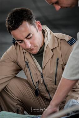 Al Udeid Tornado aircrew docs check
