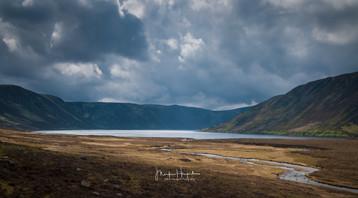 Aberdeenshire Loch Muick