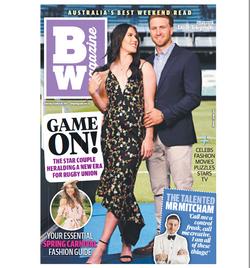 BW magazine on sports role models