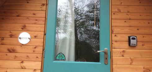 Nevis Pod front door.JPG