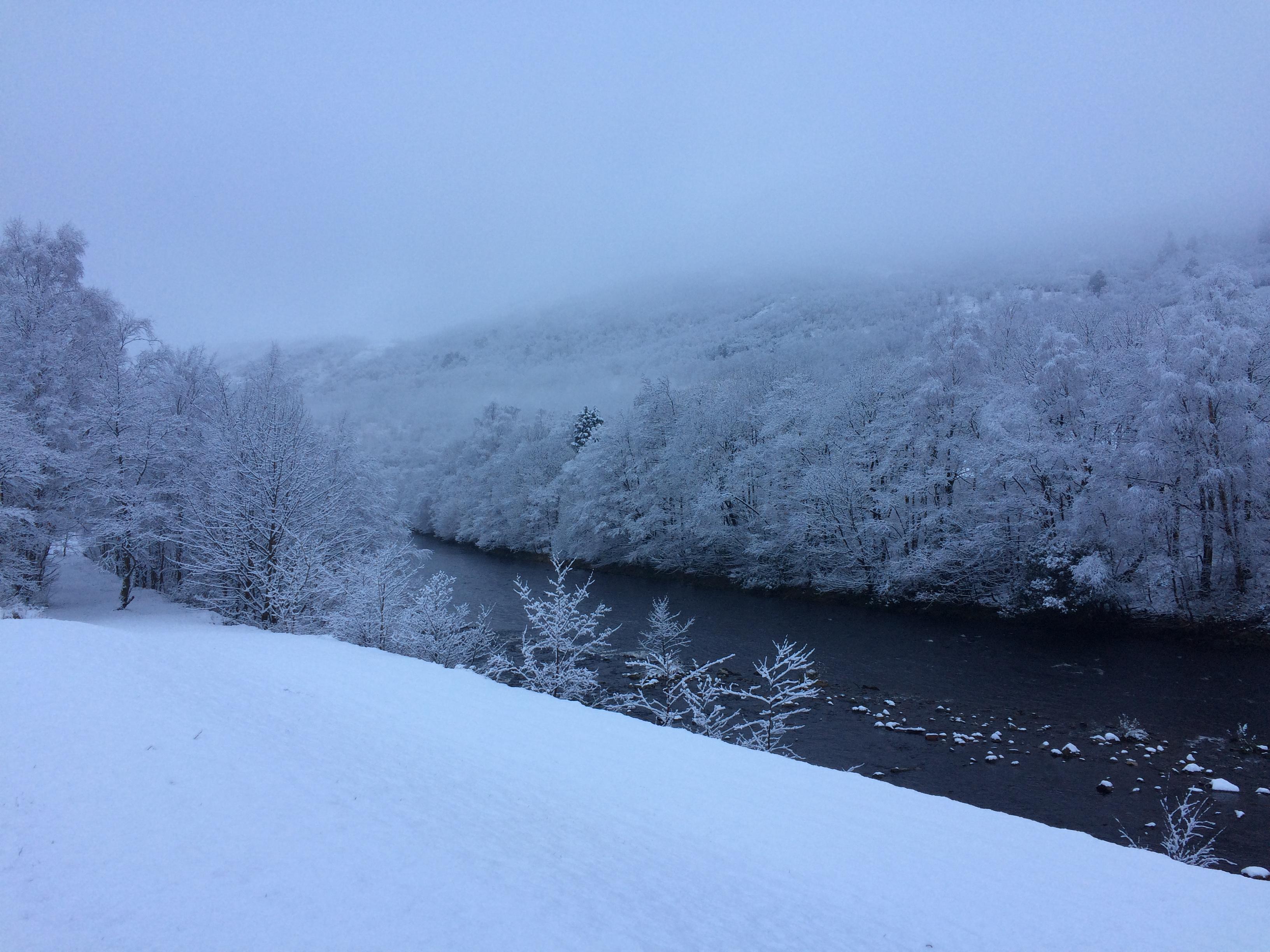 WHWH snowy river Jan 2019