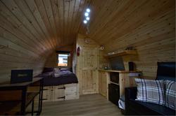 Coe Pod interior 3