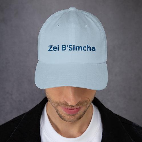 Zei B'Simcha Hat