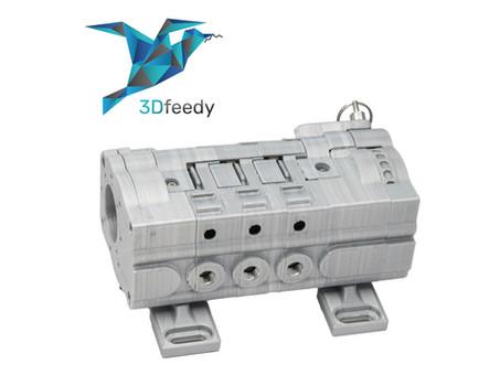 3Dfeedy - Instruction Manual Bowden Tube Configuration