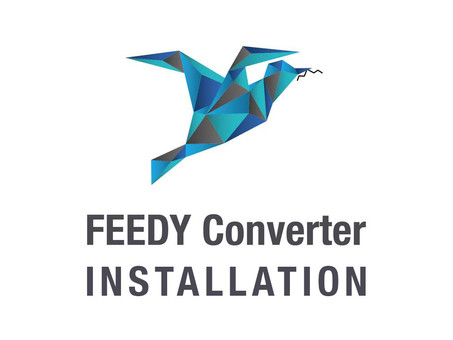 Feedy Converter - Installation and User Instructions