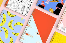 Custom Notebooks in the Philippines by Small Piece of Paper