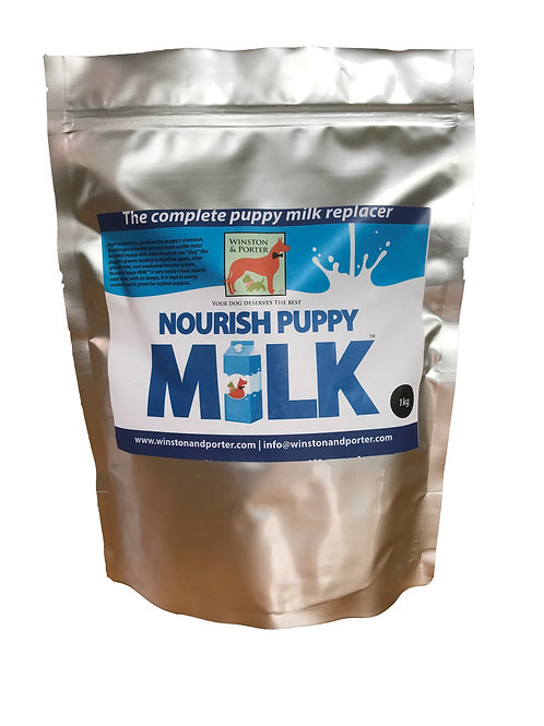 The Complete Puppy Milk Replacer Powder From