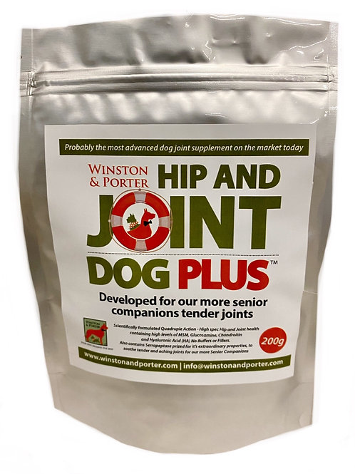 Hip and Joint Dog PLUS From