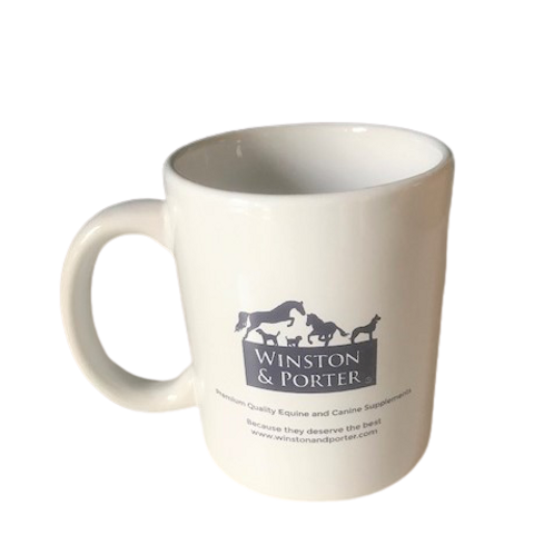 Winston & Porter Coffee/Tea Mug