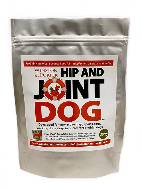 Hip and Joint Dog From