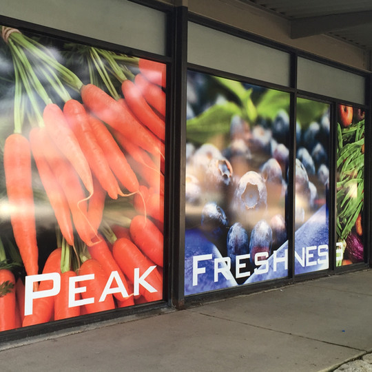 Produce in Chicago