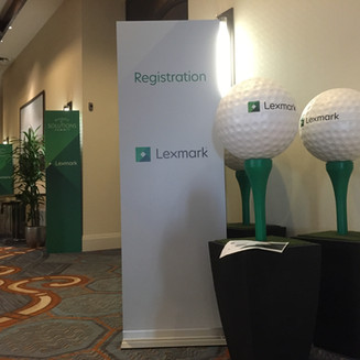 Lexmark Interior Signs