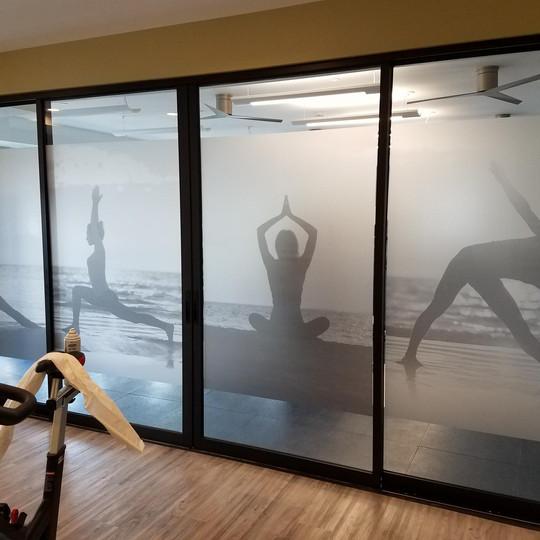 Riverhouse Fitness Room