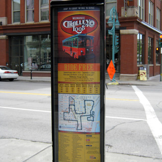 Trolley Loop Map