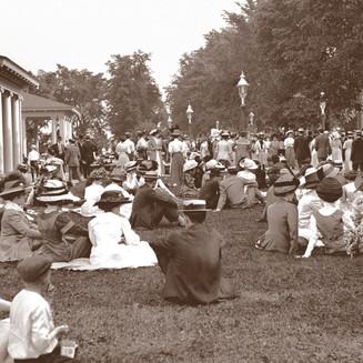 Band Concert at Lake Park