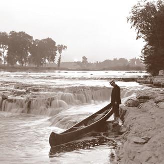 Milwaukee River First Portage