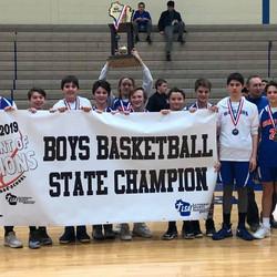 Boys Basketball Banner