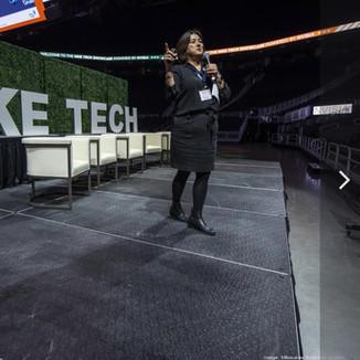 MKE TECH speaker
