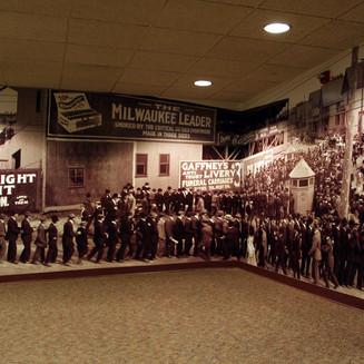 Milwaukee Public Museum Borchardt Field