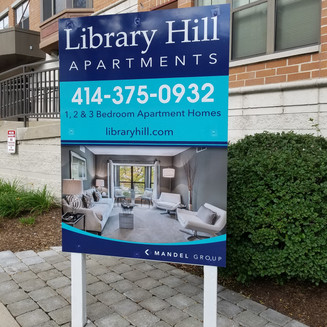 Library Hill