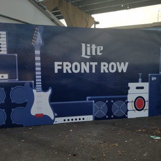 Miller Stage at Summerfest grounds