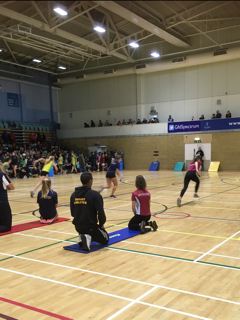 Sunday's SportsHall Athletics!