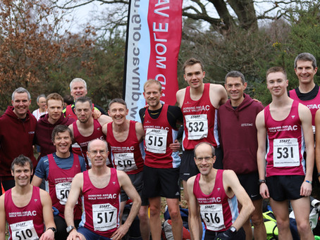 Bruce's Briefing: Saturday's Surrey League XC