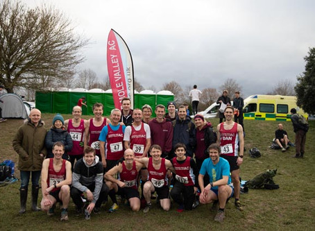 Surrey League XC - Men - Race 3 - Oxshott - Saturday 11th 2.30pm Start